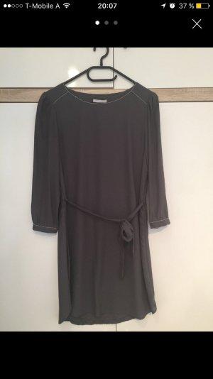 Kleid von H & M grau