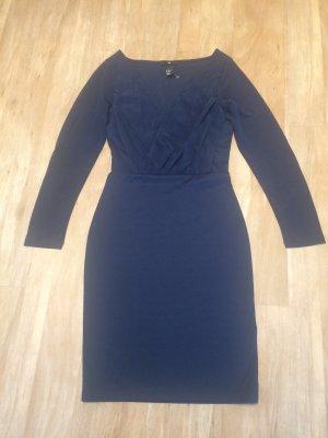 Kleid von H&M in blau