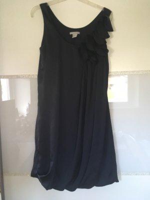 Kleid von H&M in dunkelblau Größe 34