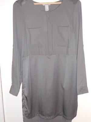 Kleid von H&M in grau Größe 36