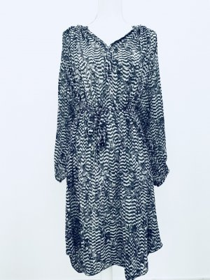 Isabel Marant pour H&M Midi Dress white-black