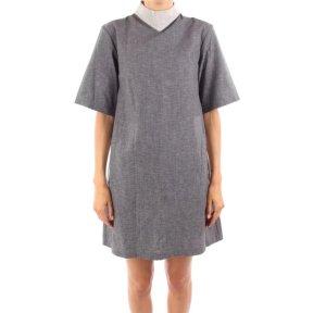 Kleid von J.W. Anderson grau kurz gr. 38