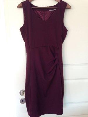 Kleid von KAFFE, Gr M, Farbe Aubergine