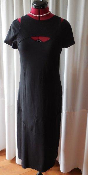 Kleid von Lilith Gr. 38 schwarz Luxuxlabel aus Frankreich