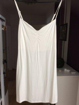 Kleid von Lipsy Größe 38 ecru