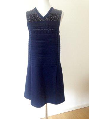 Louis Vuitton Robe bleu foncé