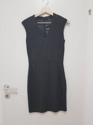 Mango Pencil Dress grey