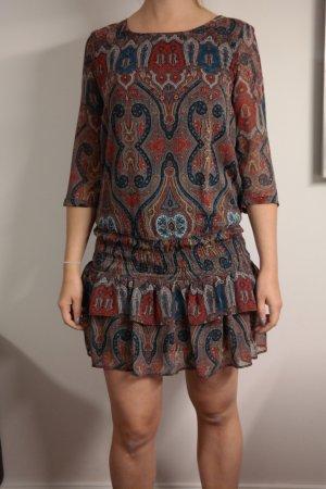 Kleid von Mango bund XS