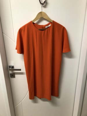 Kleid von Mango in Orange