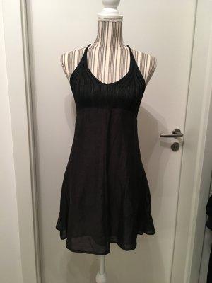Kleid von Marc Cain aus Leinen und SeideGr. 36