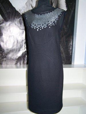 Kleid von Marc Cain, Gr. 3 (38-40), Schurwolle mit Kaschmir
