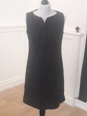 Marc O'Polo Wollen jurk zwart-donkergrijs