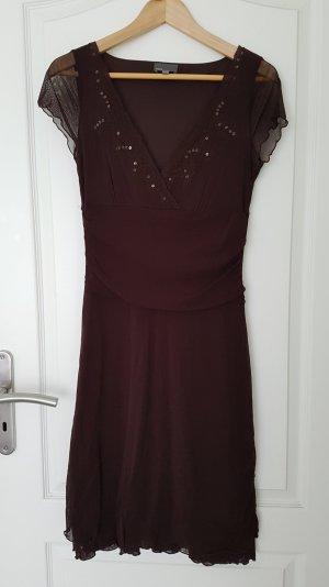 Kleid von Mexx in dunkelbraun