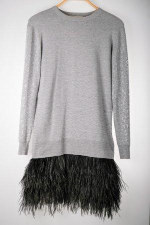 Michael Kors Dress silver-colored-black