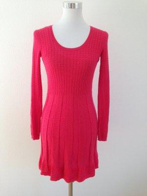Missoni Vestido de lana magenta