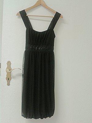 Kleid von Montego mit Pailletten