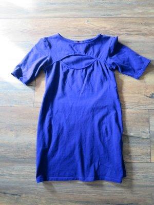 Kleid von Motel violettblau