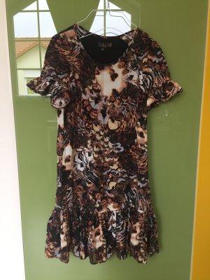 Kleid von Mulberry. Komplett aus Seide
