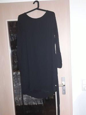 Object Chiffon Dress black