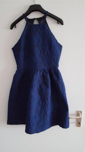 kleid von oh my love london dunkelblau