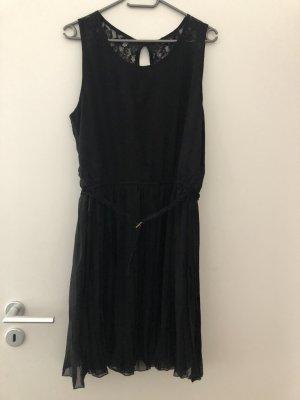Only Robe épaules nues noir