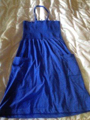 Kleid von Only in blau Größe 34