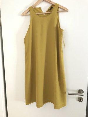 Kleid von Opus 36 A-Linie Business Ocker gelb