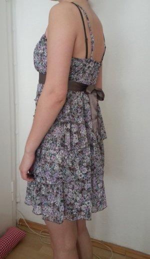 Kleid von Orsay mit Muster, Spaghetti Trägern