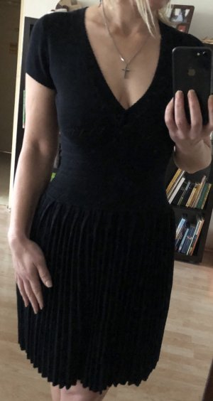 Paul & Joe Vestido tejido negro