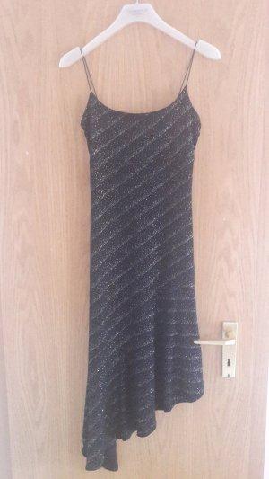 Kleid von Pimkie Größe S 36 schwarz glitzer