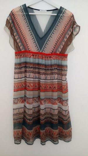 Kleid von Promod + Unterkleid von ClubL