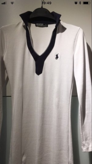 Polo Ralph Lauren Polo Dress white-dark blue