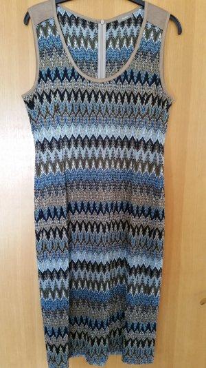 Kleid von RIANI im Missoni Stil