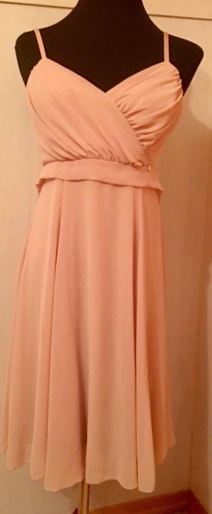 Rinascimento Vestido tipo overol rosa