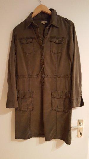 kleid von s.oliver in khaki