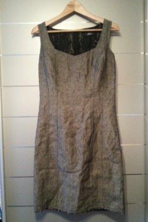 Kleid von s.Oliver Selection, grau, Größe 36, Größe S, Leinen