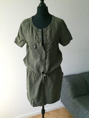 Kleid von Selected Femme, S, khaki