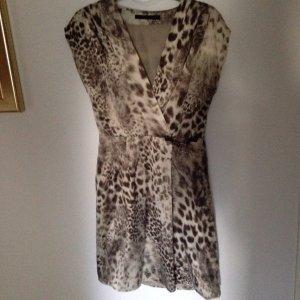 Kleid von SET aus 100% Seide