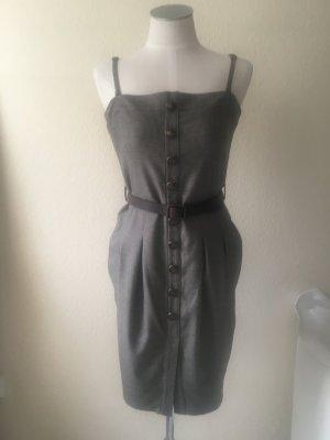 Kleid von Set, Gr.40, in Pepita braun/blau