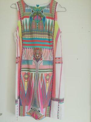 Sienna Mini-jurk veelkleurig