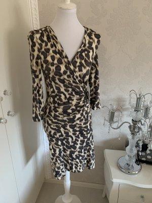 Kleid von Sinéquanone gr 36 Leopard