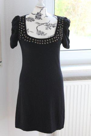 Kleid von Sisley mit Nieten