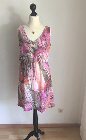 Kleid von Sisley mit tollem Rücken