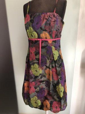 Kleid von Swing Gr 38 S /M Blumen Muster