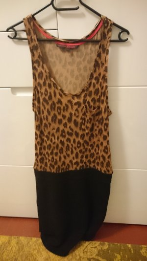 Kleid von Tom Tailor, Bleistiftrock mit lockerem Oberteil