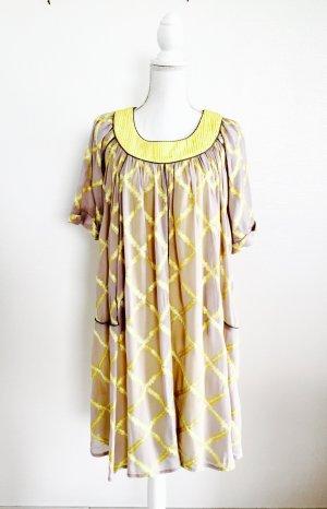Kleid von Tony Cohen in Multicolor Gr. S