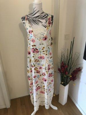 Somedays Lovin Maxi-jurk wit-roze