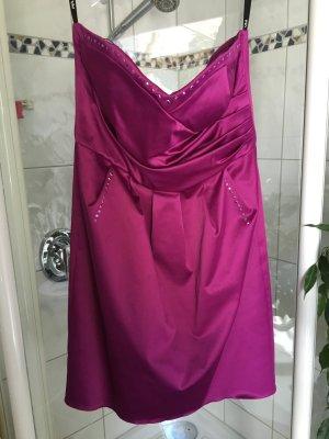 Kleid von Vera Mont Lila/Pink