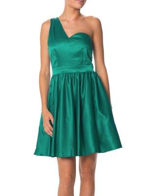 Kleid von Vero Moda Gr.40/L grün Abendkleid Cocktailklein Minikleid Princess neu