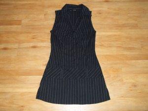Kleid von Vero Moda in Gr. S 34 schwarz weiß gestreift